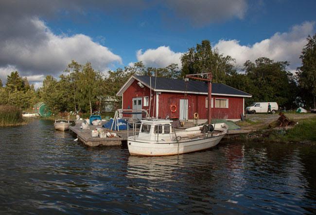 Kotimaisen kalan suoramyyntipaikat Varsinais-Suomessa ja Satakunnassa