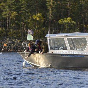 kalastuksenvalvonta